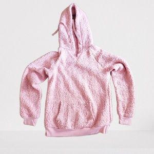 Reflex California  Pink Hoodie